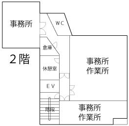 間取図(2階)